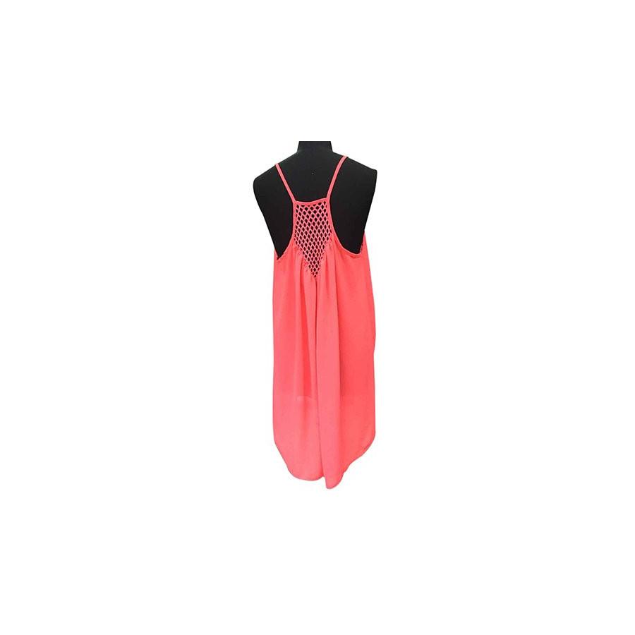 Dámské neonové letní šaty 52e4b4066c