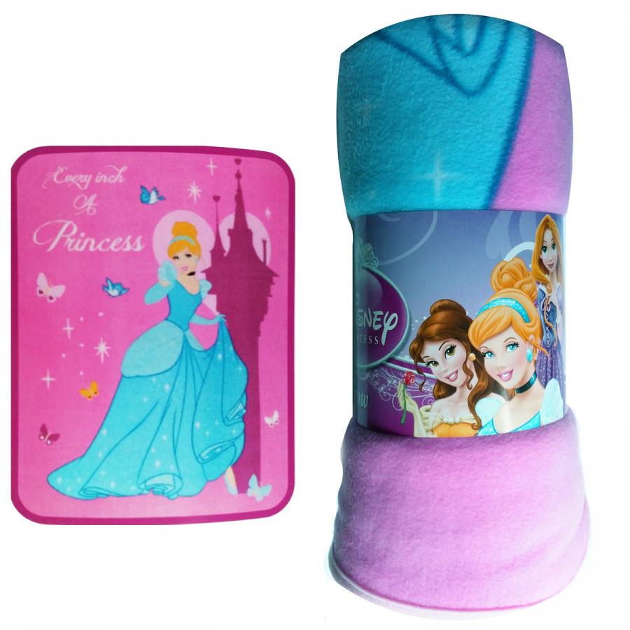 disney princess throw blanket 125 x 160cm