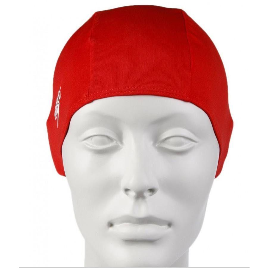 f65c51c5dae Koupací čepice SPEEDO Junior červená